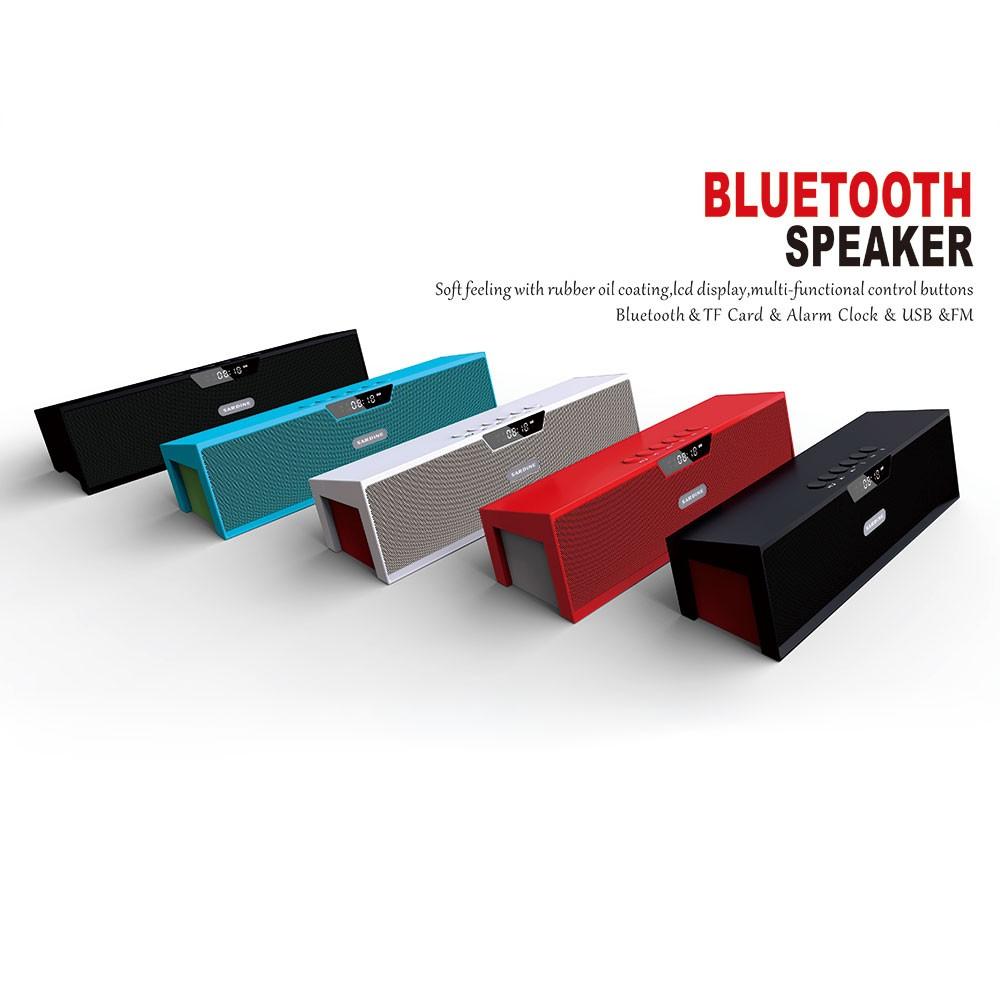 Sardine Sdy 019 Portable Outdoor Household Wireless Bt Stereo Speaker Mini Kulitas Supports Fm Radio Usb Tf Microsd Sales Online Black Tomtop