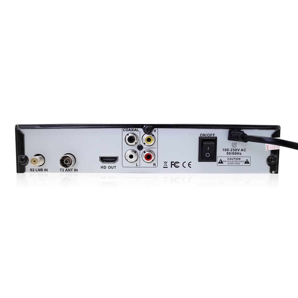 full hd 1080p dvb t2 s2 combo digital video broadcasting receiver set up box mpeg 2. Black Bedroom Furniture Sets. Home Design Ideas