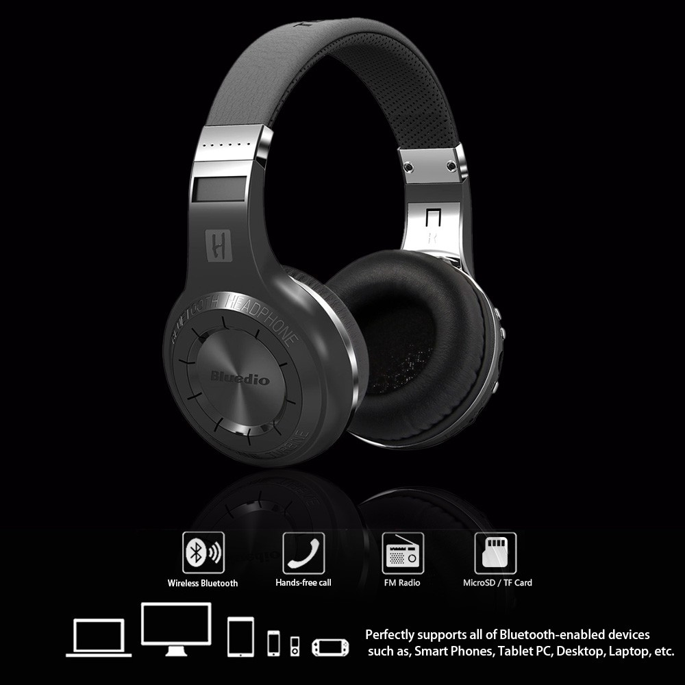 Info Harga Bluedio Headphone Bluetooth 41 H Sdcard Solt Fm Update Gshop Zuk 9415 Tas Ransel Pria Cordura Keren Hitam Kom 4 In 1 Multifunctional Bt Headset Sales Online Black Tomtop