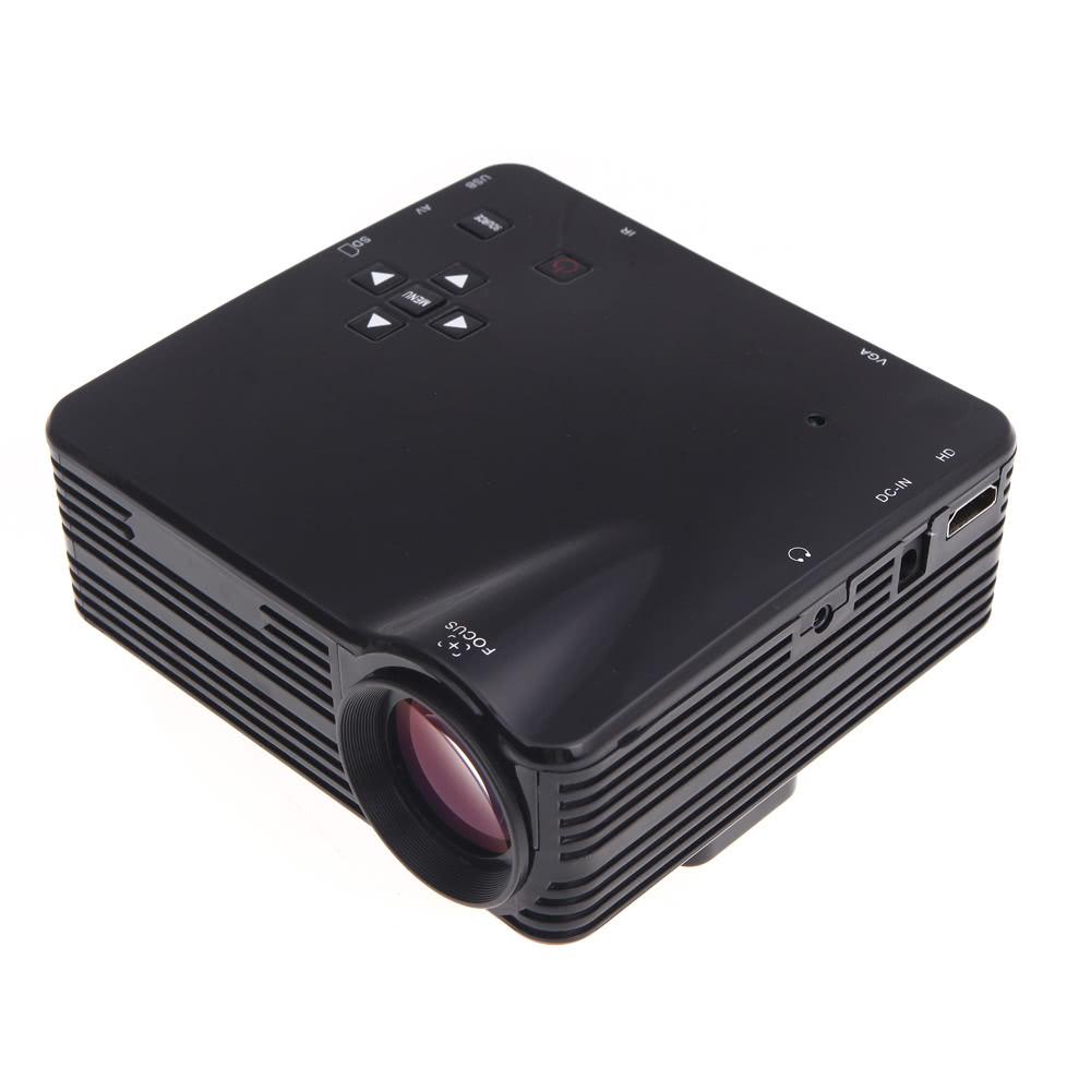 meilleur projecteur tv vid o projecteur portable led video pour lecteur eu vente en ligne. Black Bedroom Furniture Sets. Home Design Ideas
