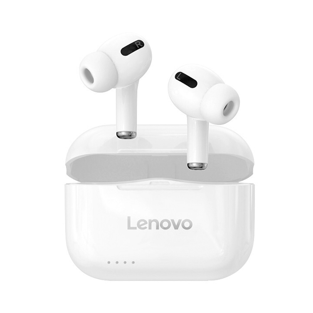 Tomtop - 49% OFF Lenovo LP1S TWS Earbuds Bluetooth 5.0 Touch Control Sport Headset, Free Shipping $17.99