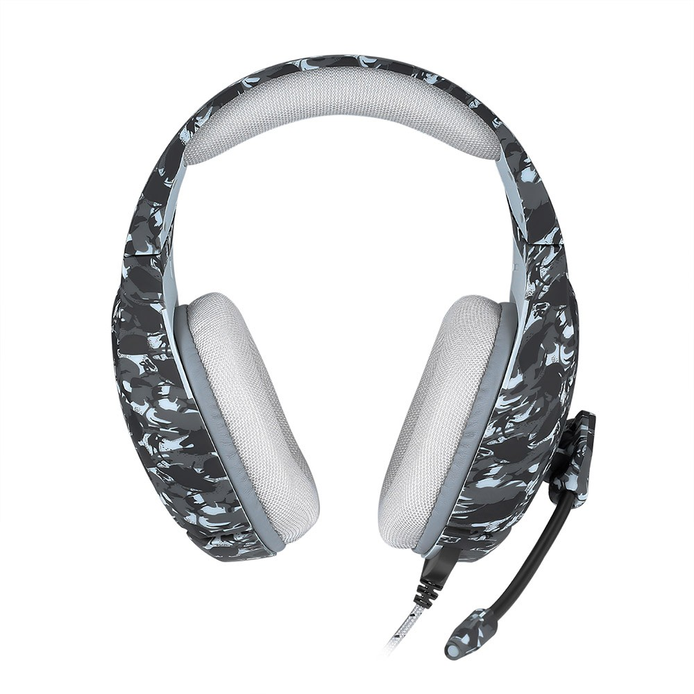 Onikuma K1 35mm Camouflage Gaming Headset With Mic Sales Online Nubwo Headshet Stereo No040 Dark Gray Tomtop