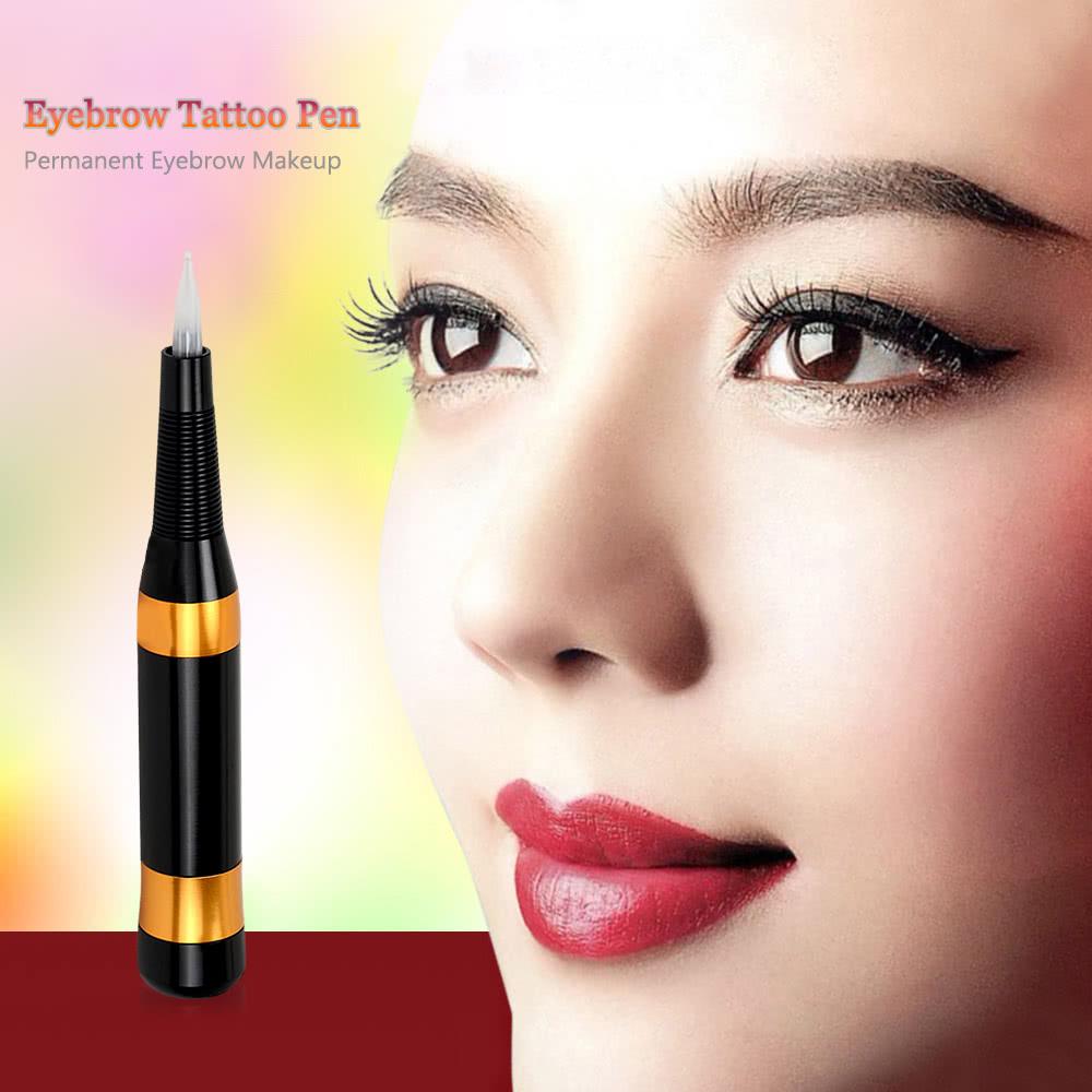 maquillage permanent machine professionnelle sourcil tatouage plume kit 100 240v shuffle mp3. Black Bedroom Furniture Sets. Home Design Ideas