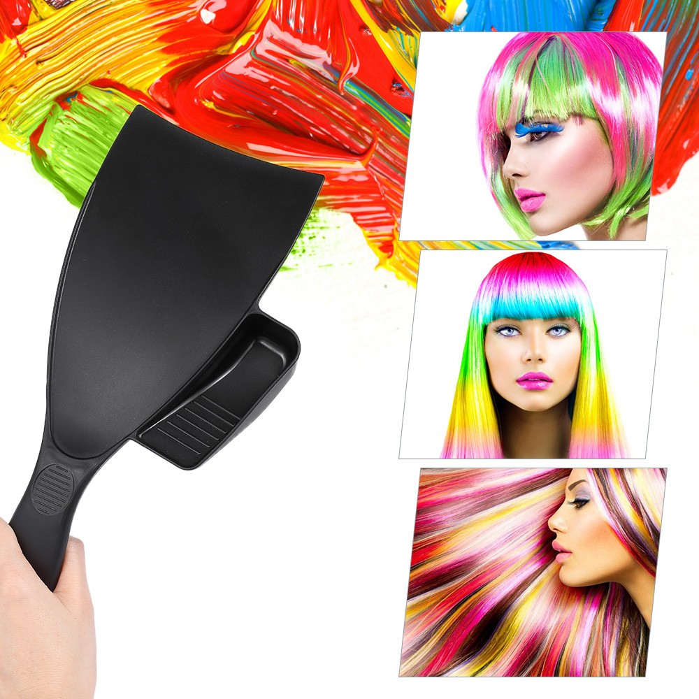 Hair Highlight Board Hair Coloring Paddle Hairdressing Dropship For