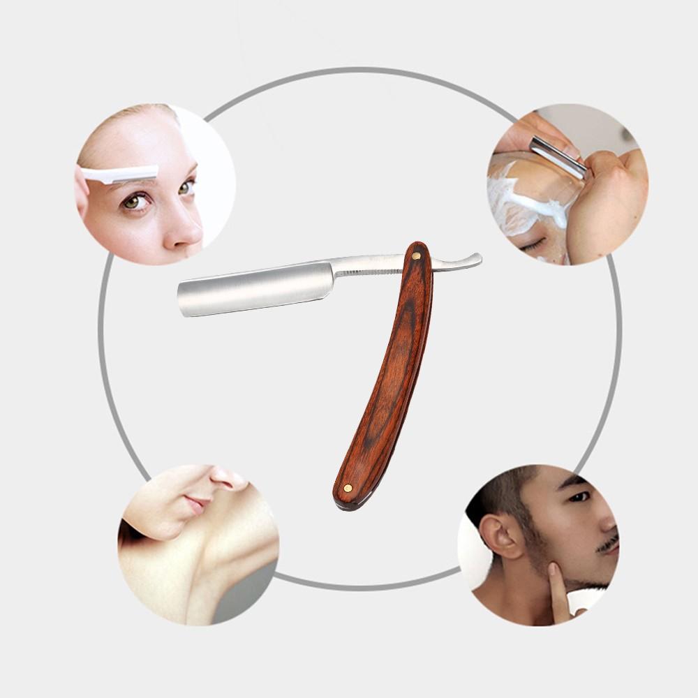 garganta sin afeitar