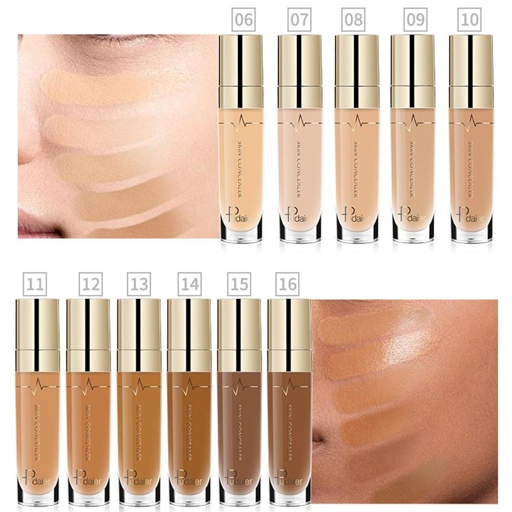 Pudaier 22 Colors Convenient Liquid Concealer Eye Cream Face Cosmetics Professional Makeup Stick