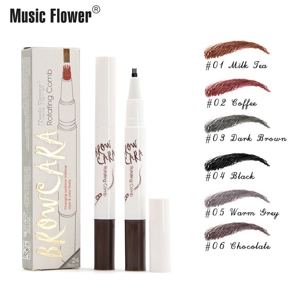 Music Flower Liquid Eyebrow Pen Reviews The Eyebrow