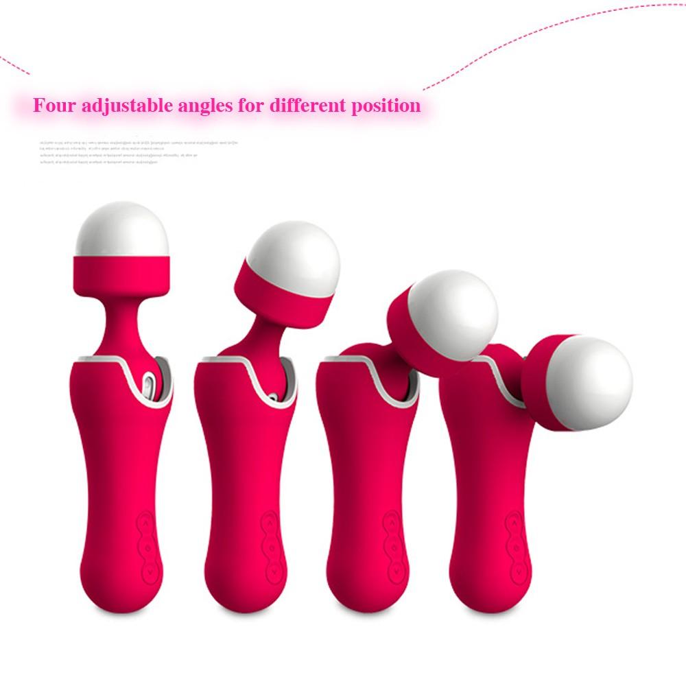 Best G-spot Vibrator Vibrating 10 Frequency Vibration Electric Body ...