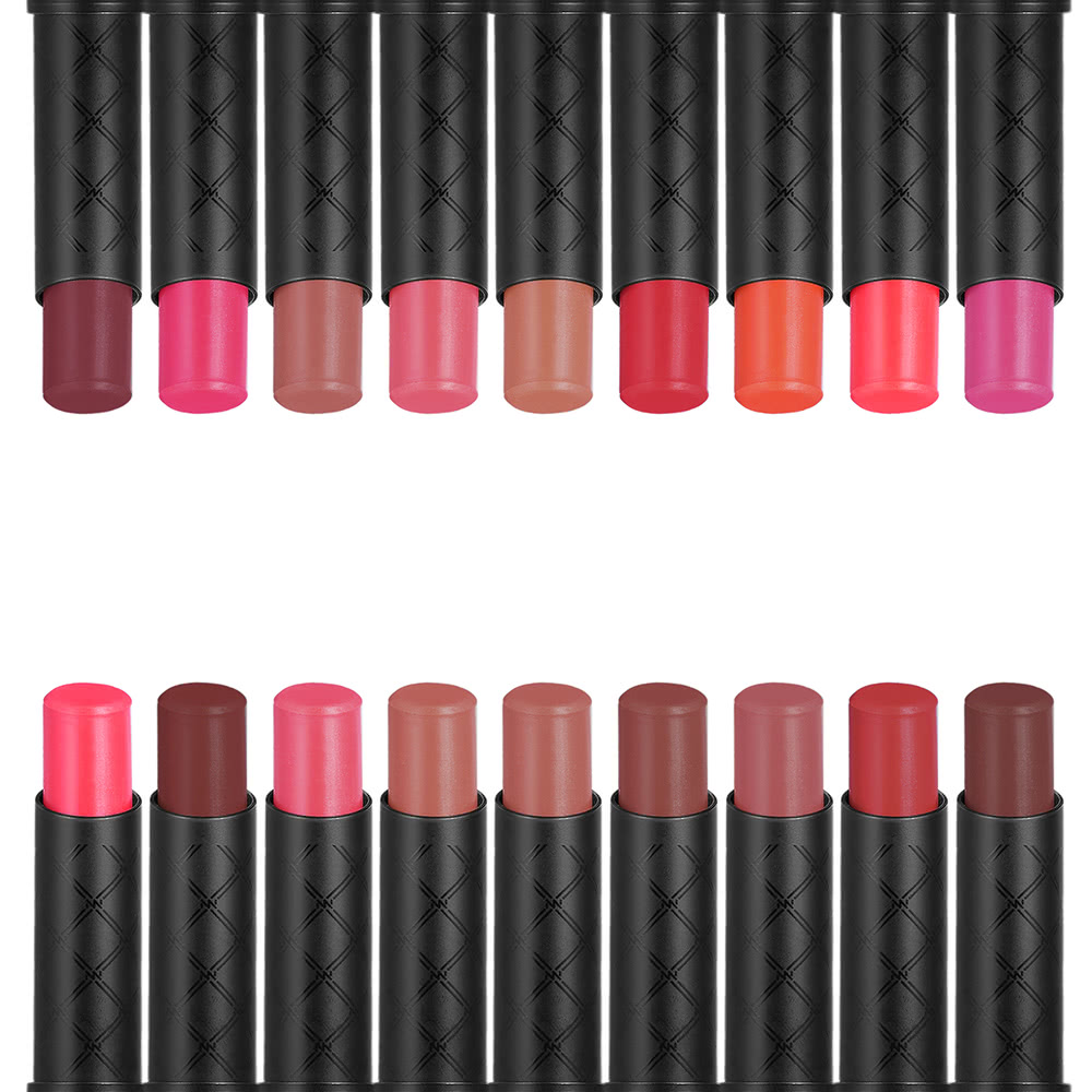 Brand: MENOW Type: Lipstick Color: #2, #3, #4, #5, #6, #8, #9, #10, #11, #12, #13, #14, #15, #16, #17, #18, #19, #23 (Optional ) Net Weight: 3g / 0.1oz