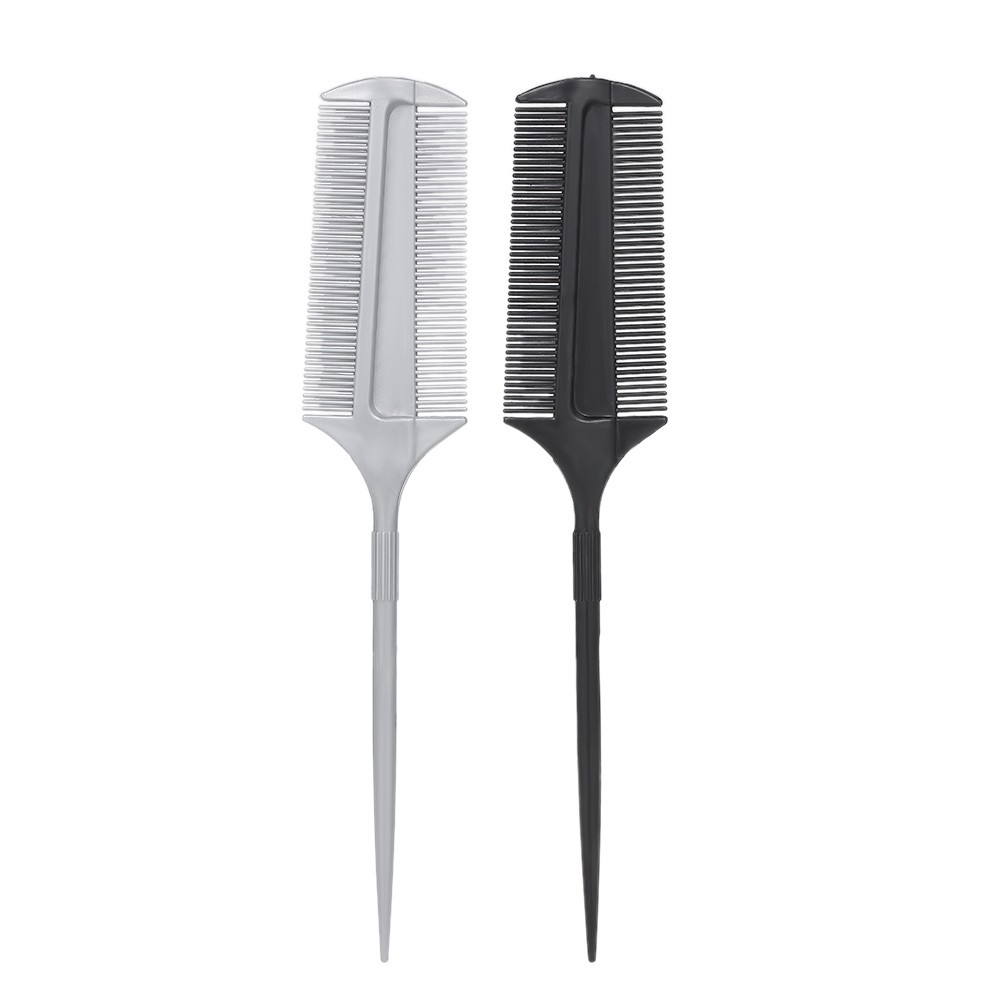 1PC Hair Tint/Dye Brush Double-side Hair Coloring Comb With Tailed ...