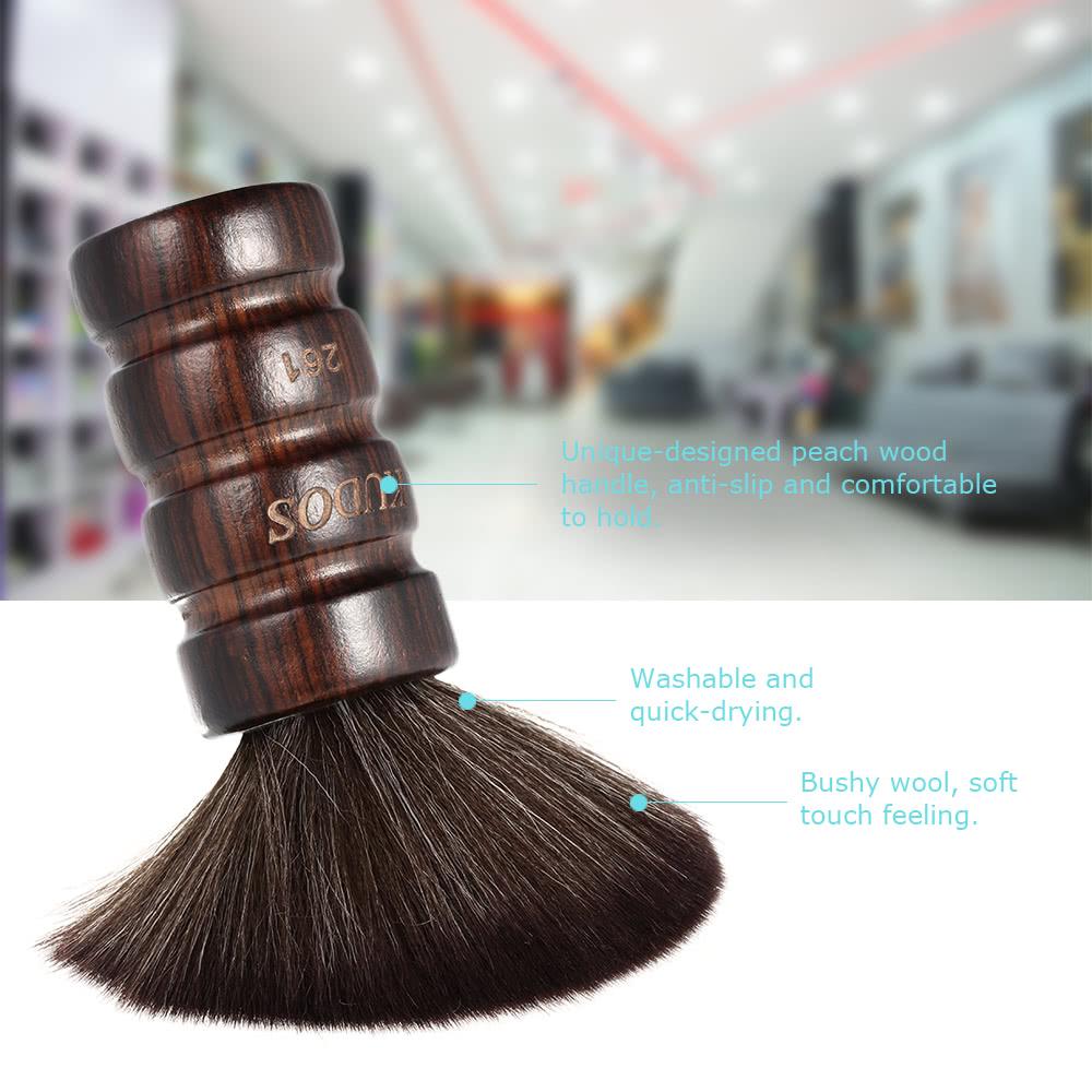 how to make soft hairbrush