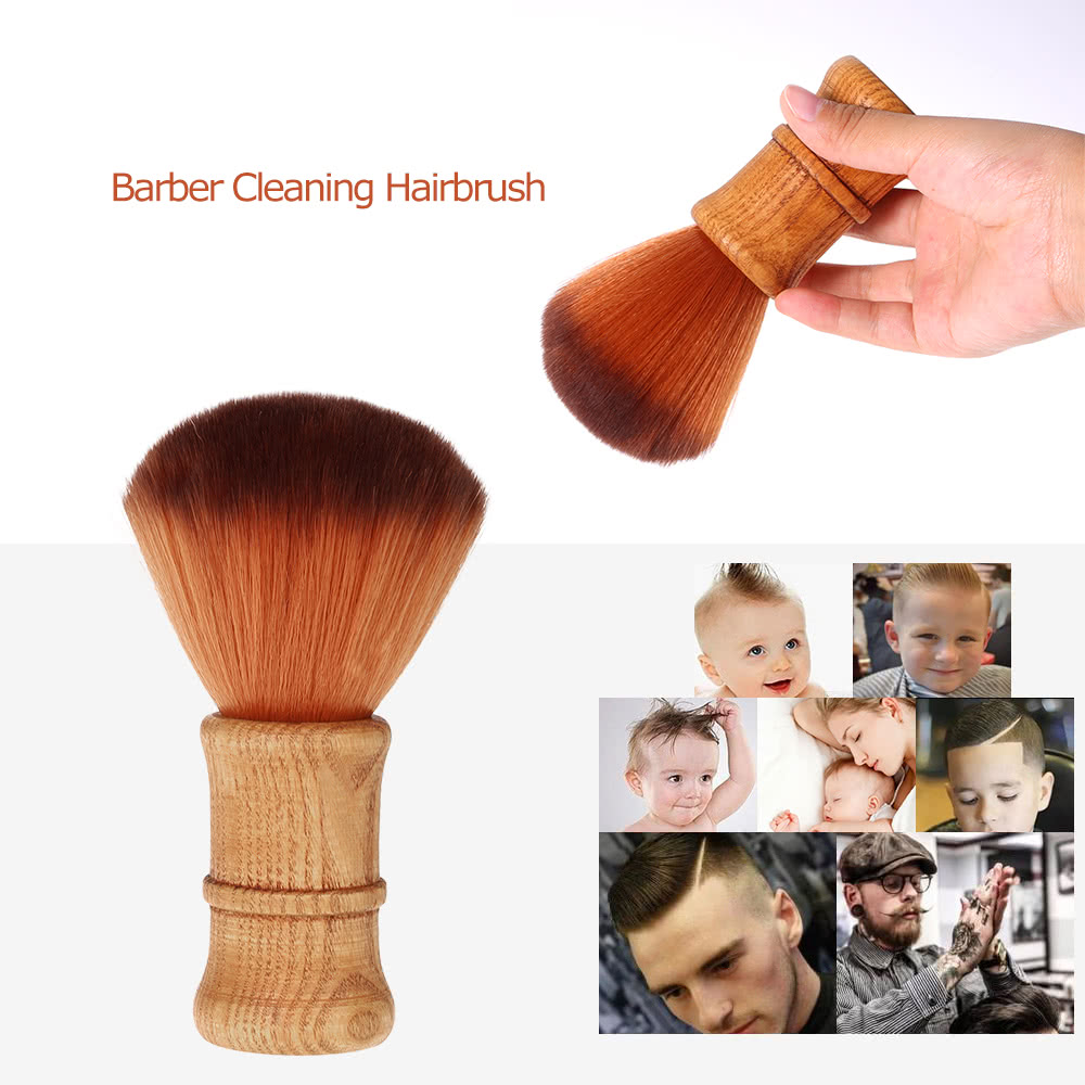 how to clean dust off hairbrush