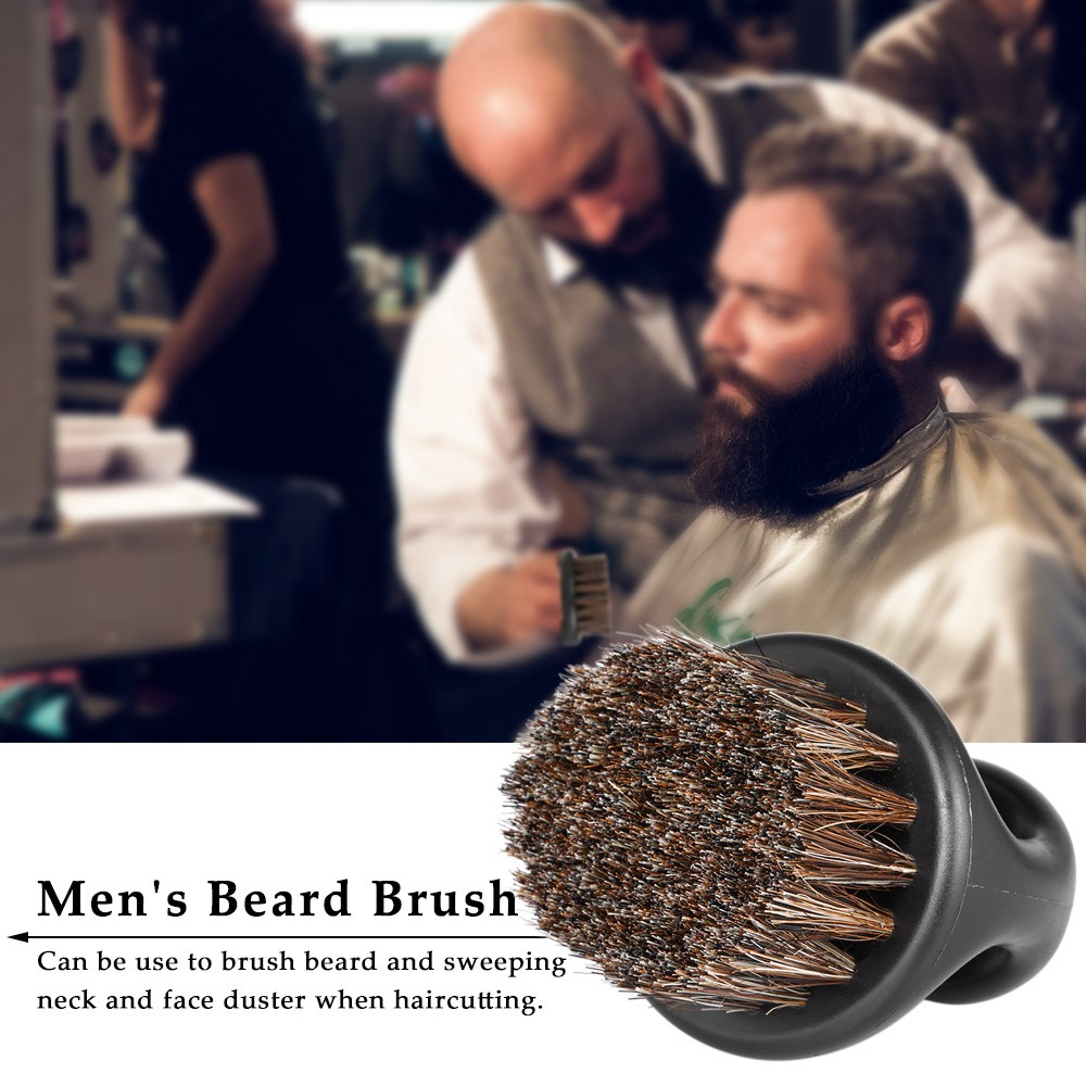 Men Beard Apron Haircut Apron Waterproof Floral Cloth Hair Styling Tools Beard Moustache Accessories 6 Colors Styling Tools Styling Accessories