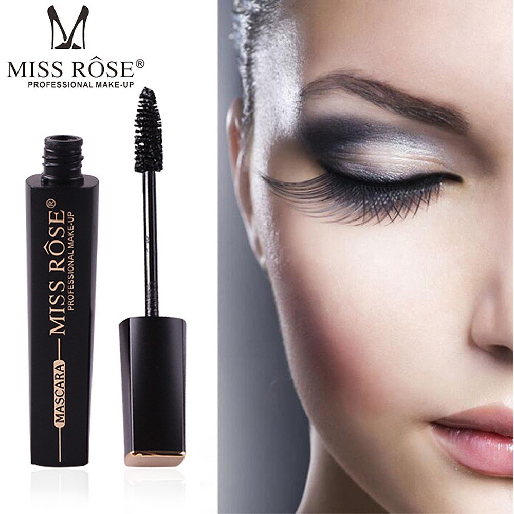 MISS ROSE Black Eyelash Mascara