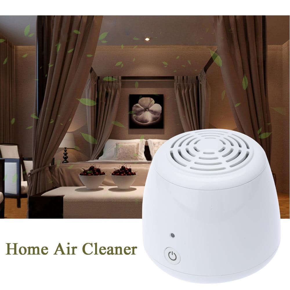 Portable Air Purifier sauberer Kühlschrank Ozon Generator Geruch ...