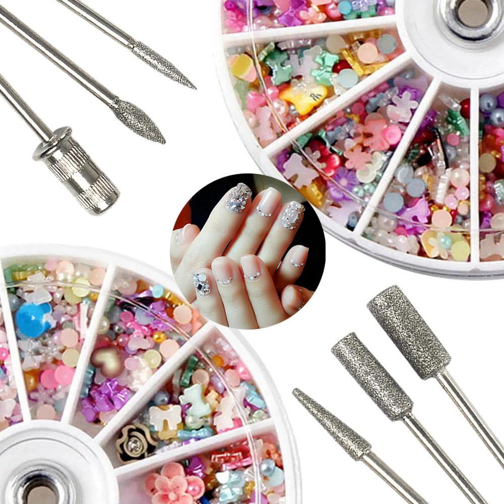 Electric Nail Drill Machine Pedicure & Manicure Nail Polisher ...
