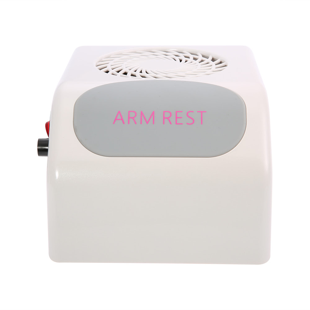 Professional Nail Dust Collector Strong Power 2500rpm Fingernail ...