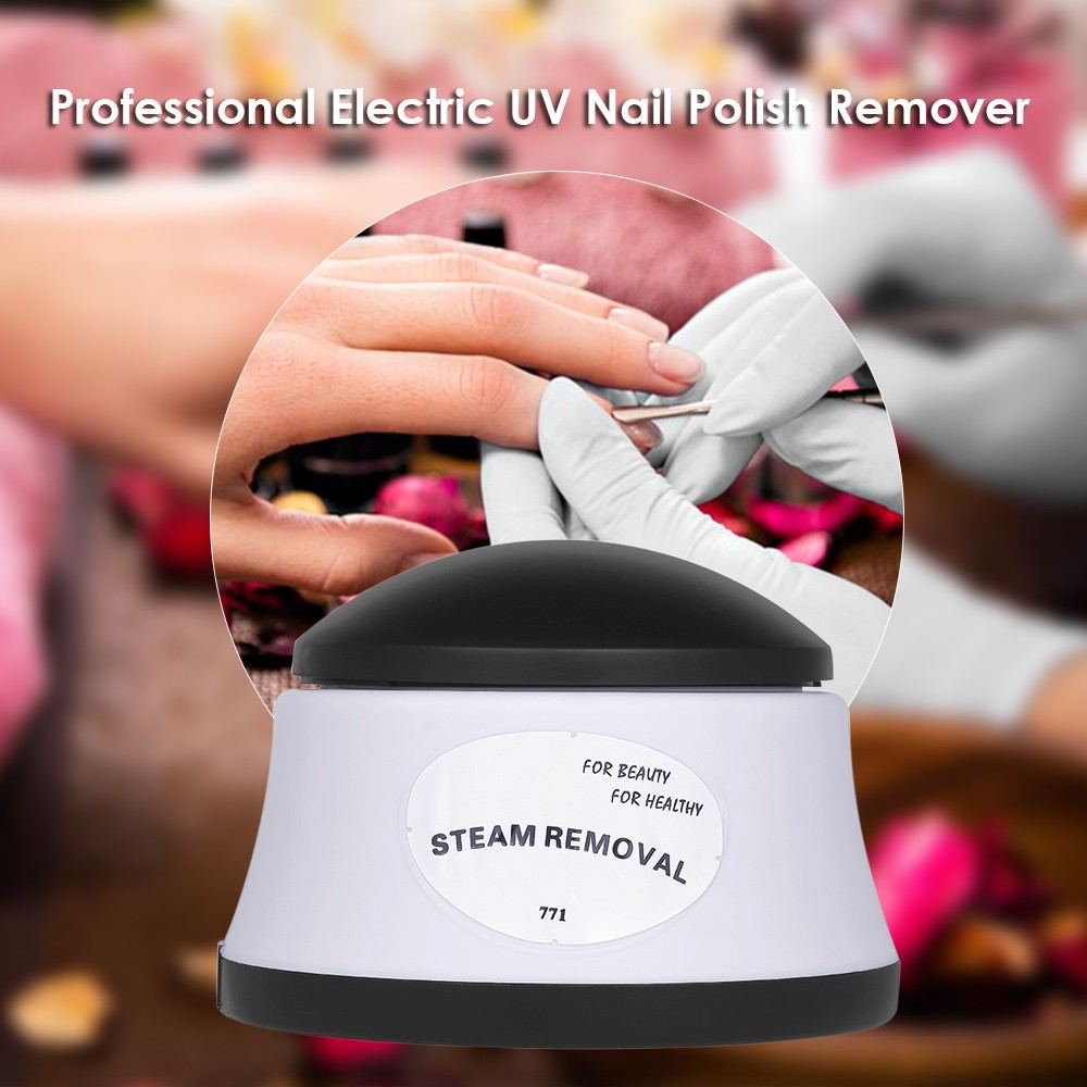 Professional Electric UV Nail Polish Remover Nail Gel Removal ...