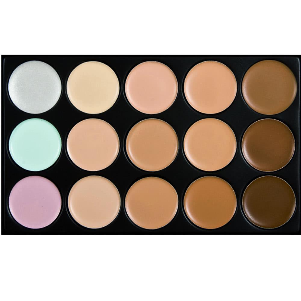 Anself palette de correcteurs pour maquillage de couleur terre contour concealer poudre pour - Palette de couleur html ...