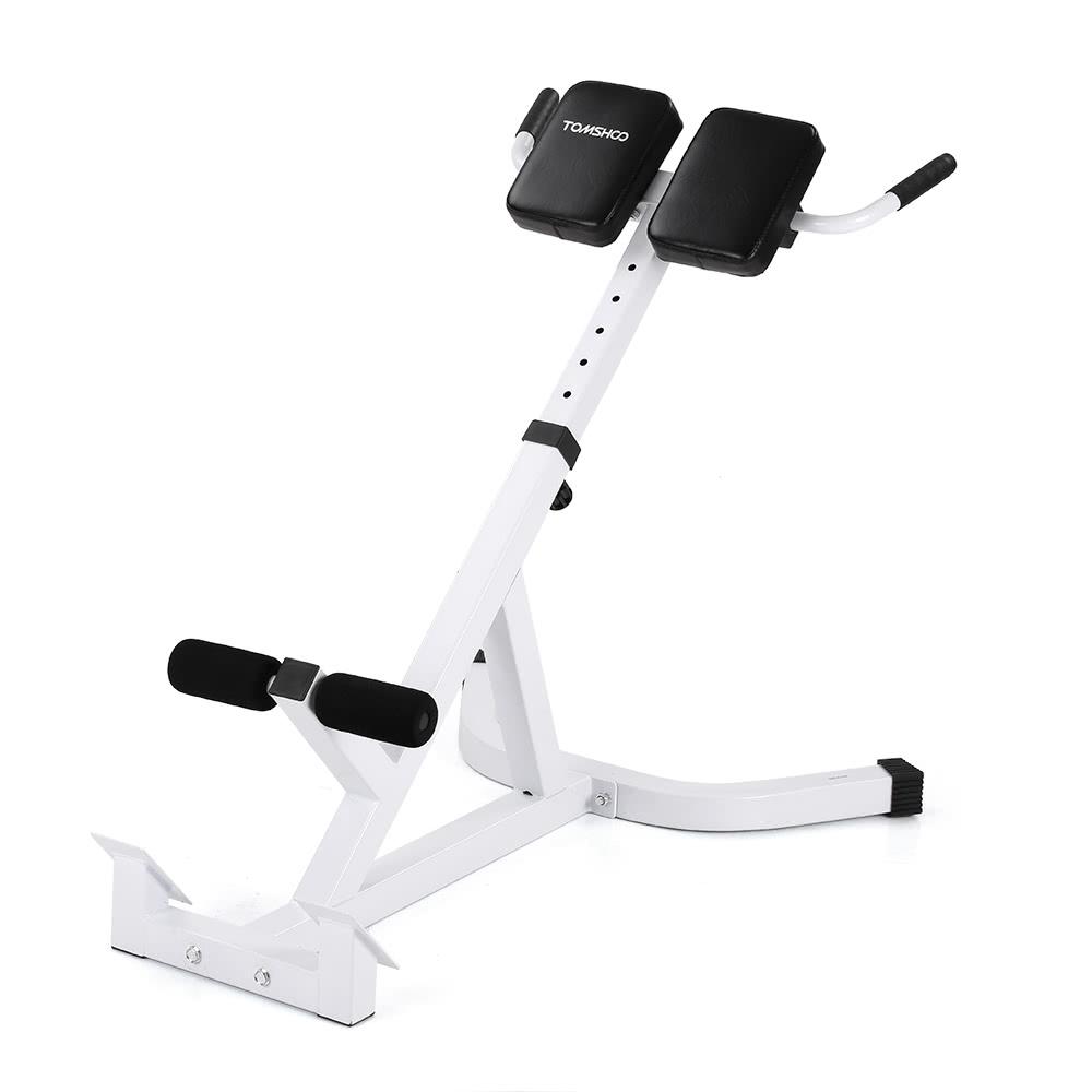 Tomshoo Adjustable Hyperextension Roman Chair Abdominal