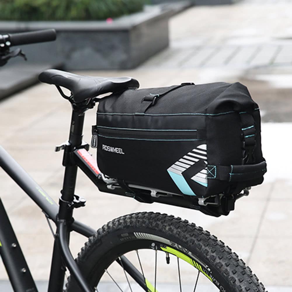 Roswheel Bicycle Carrier Bag Rack Trunk Height Adjustable