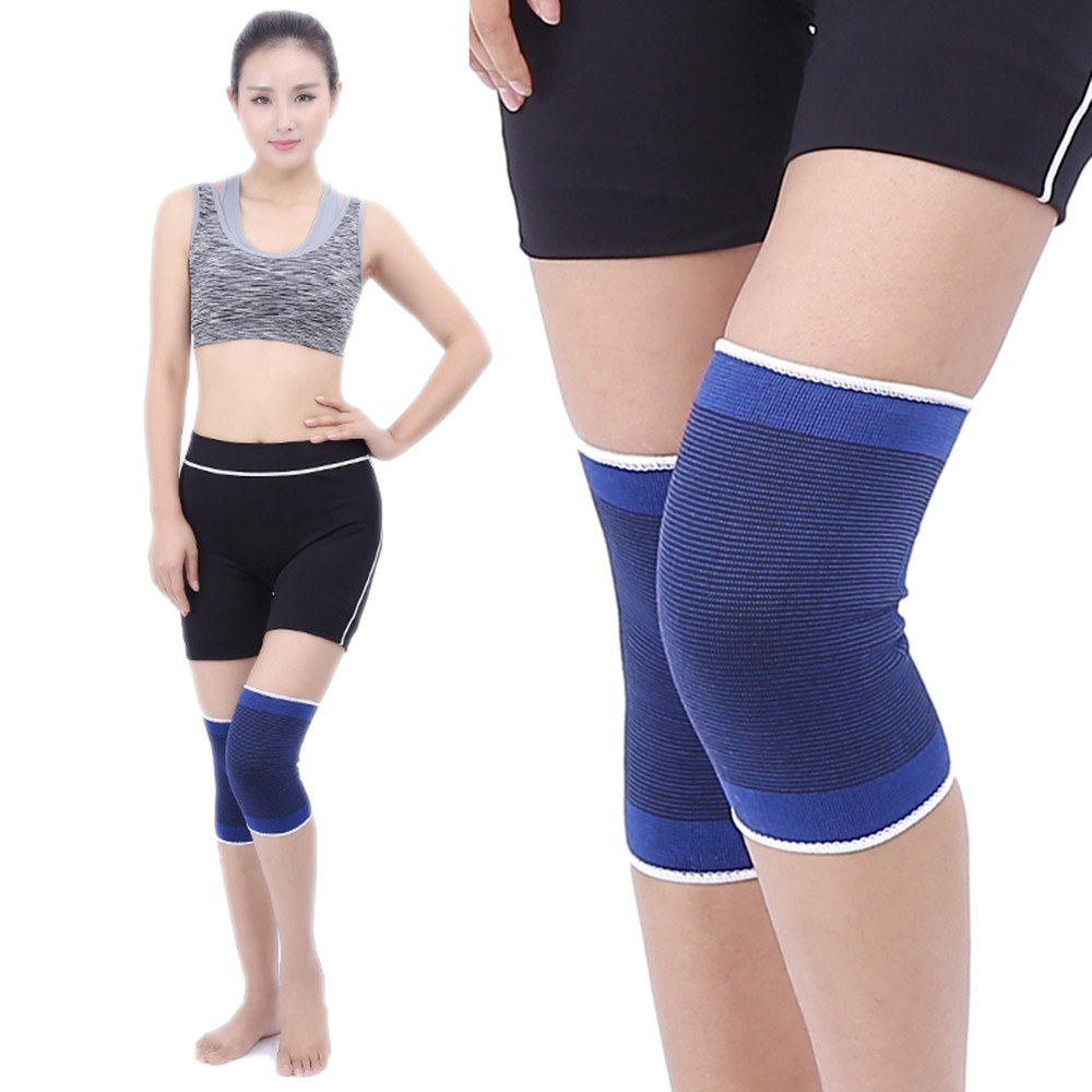 Professional Protective Gear Knee Support Football Running Climbing Knee Pad Breathable Bandage Knee Brace Tennis Cycling Fitness & Body Building
