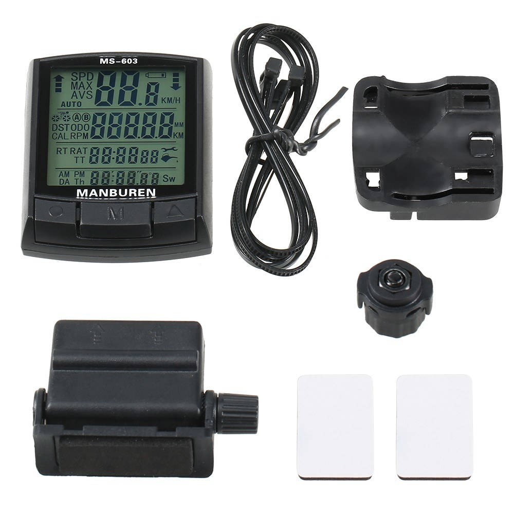Bike Cycling Computer Bike Speedometer Odometer