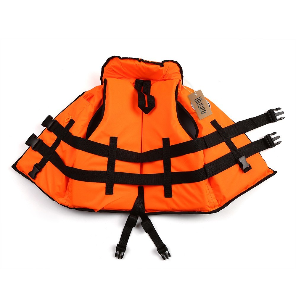 Water Sports Children Life Jacket Vest Kayaking Boating Swimming Safety Jacket Waistcoat 77lbs Capacity For Kids Back To Search Resultssports & Entertainment