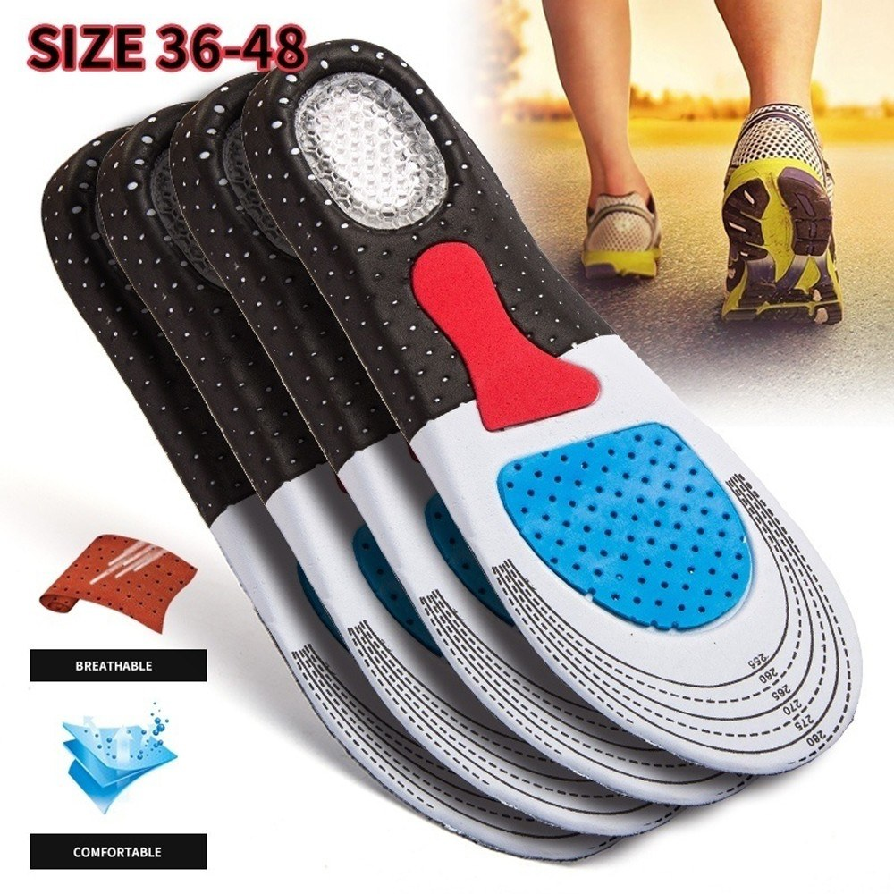 6825-OFF-Orthopedic-Foot-Arch-Support-Sport-Shoe-Pad-Running-Gel-Insoleslimited-offer-24259