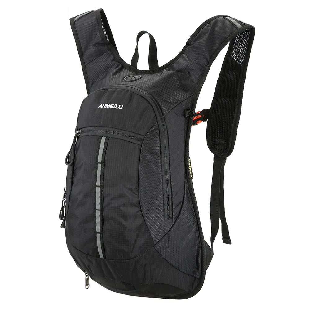 15b2098be ... resistente al agua hombro bicicleta al aire libre de ciclismo montando  mochila bicicleta de montaña de viaje de excursión camping corriendo agua  bolsa
