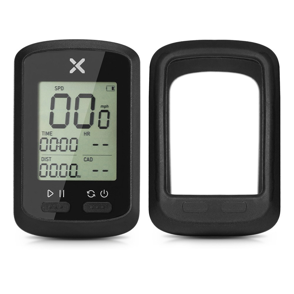 Smart GPS Cycling Computer BT ANT+ Wireless Bike Computer