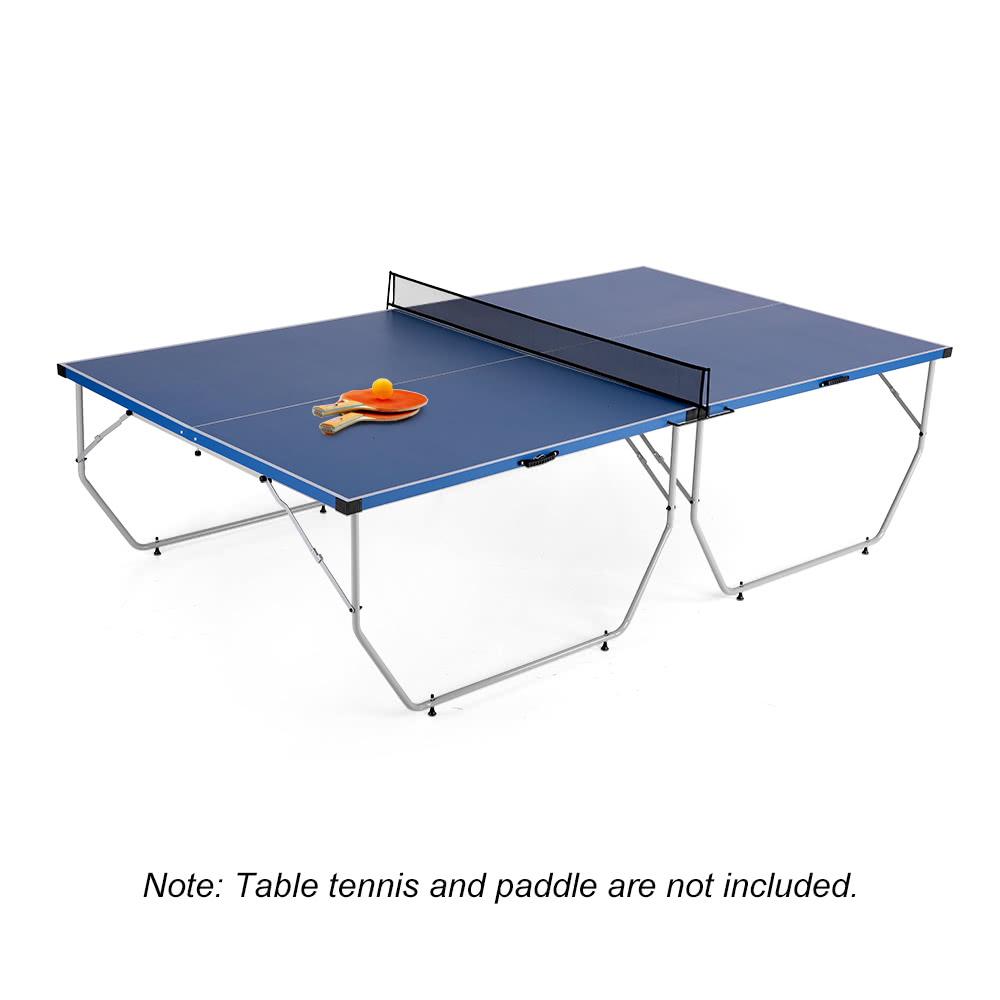 Come costruire un tavolo da ping pong - Costruire tavolo ping pong pieghevole ...