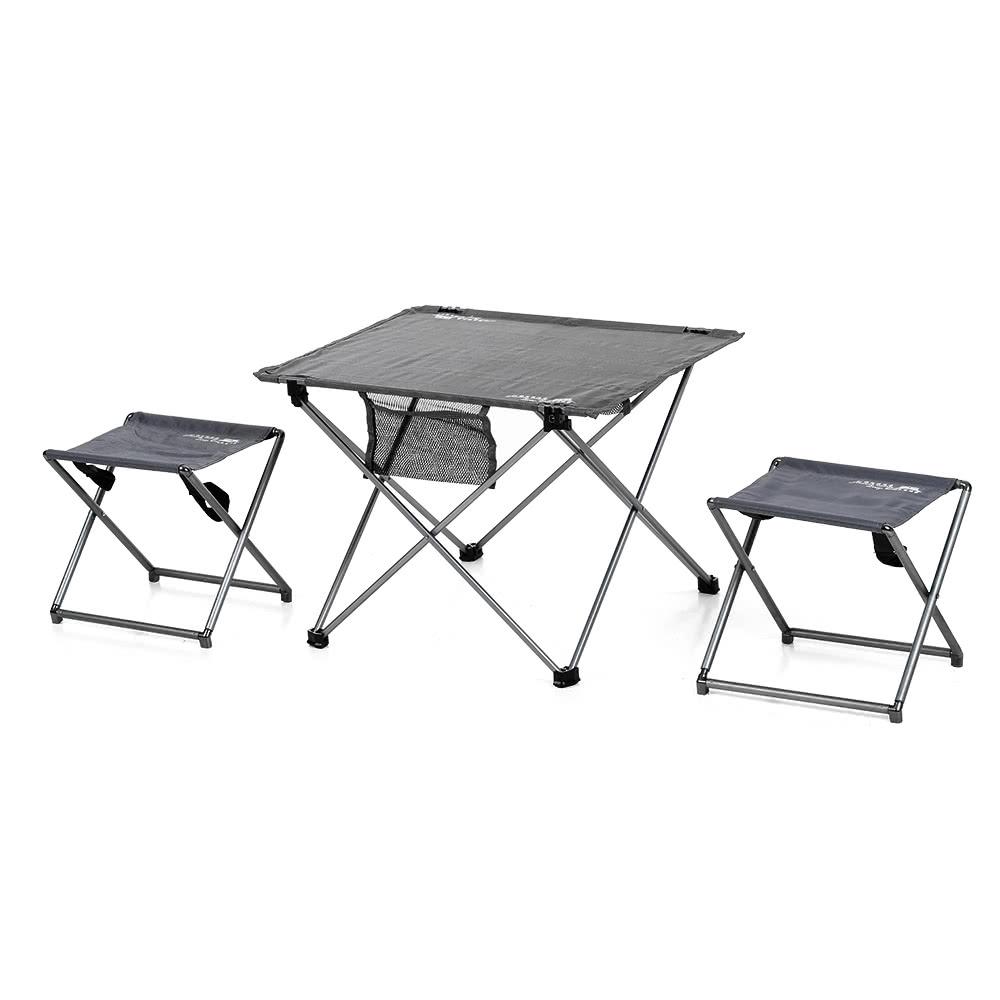 Mesas plegables de camping al aire libre plegable port til - Mesas de camping plegables carrefour ...