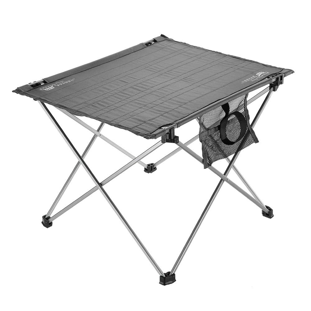 Mesas plegables de camping al aire libre plegable port til - Mesas de camping plegables decathlon ...