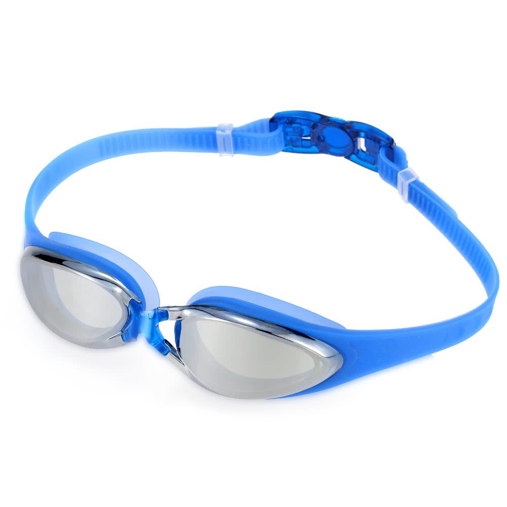Lixada スイミングゴーグル 水中めがね 曇り防止 紫外線カット