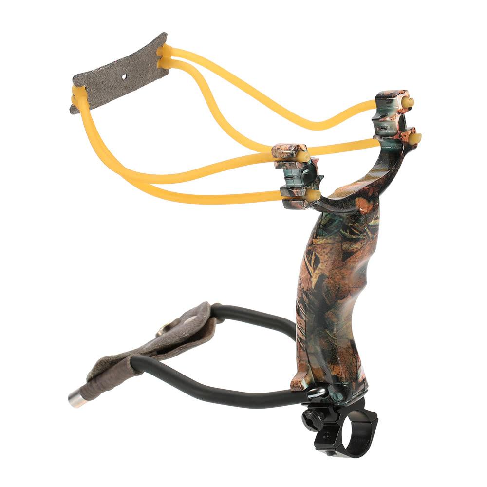 Sling puissant tir ext rieur pliant poignet adulte camouflage verrouillage catapult jeux de - Jeux exterieur adulte ...