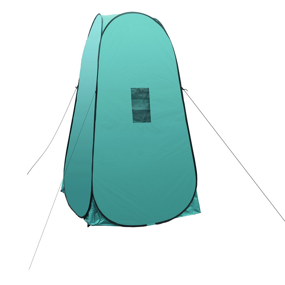 Portable Camping Tent Privacy Changing Tent Pop Up Camping Tent Outdoor  Shower Toilet Changing Room Shelter With Carry Bag   US$29.99 Sales Online    Tomtop