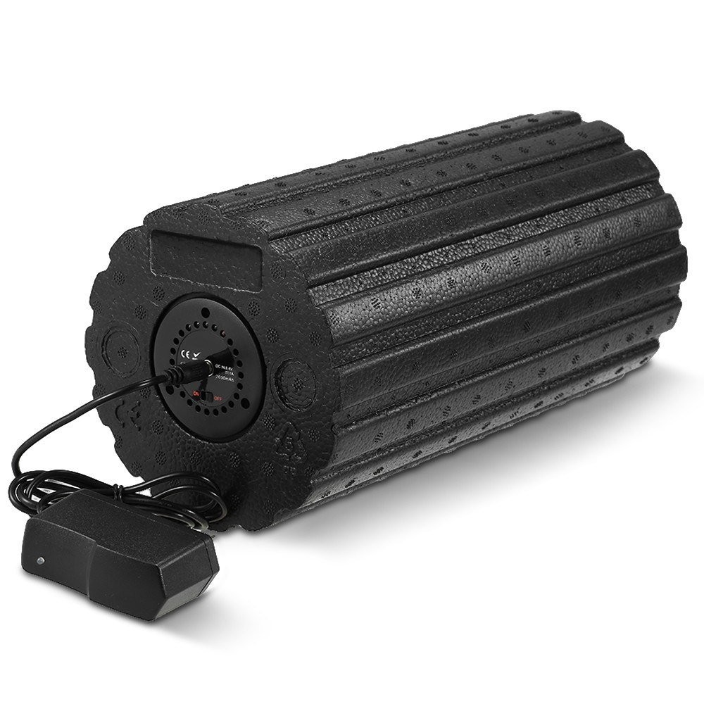 $20 OFF 4 Speed Vibrating Fitness Foam Roller,free shipping $68.99
