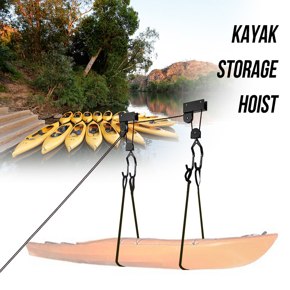 free best for how in the lift a up splendid kayak stand garage storage hanger hoist full store pvc outdoor wall overhead build of system standing size rack diy way set to plans pulley ideas