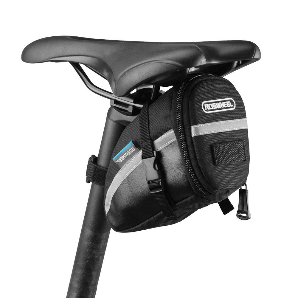 Bike Repair Tool Kits Bicycle Saddle Bag Cycling Seat Pack