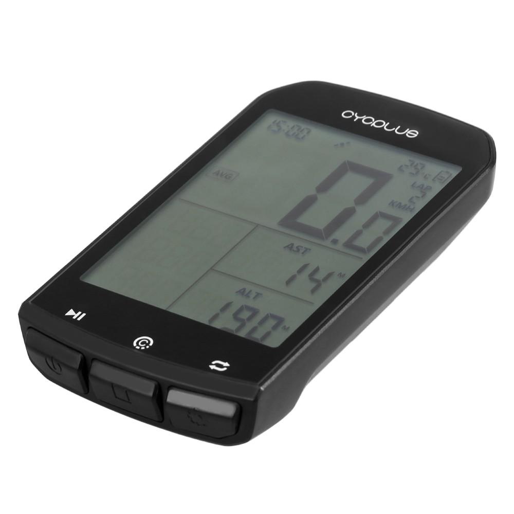 Smart GPS Cycling Computer