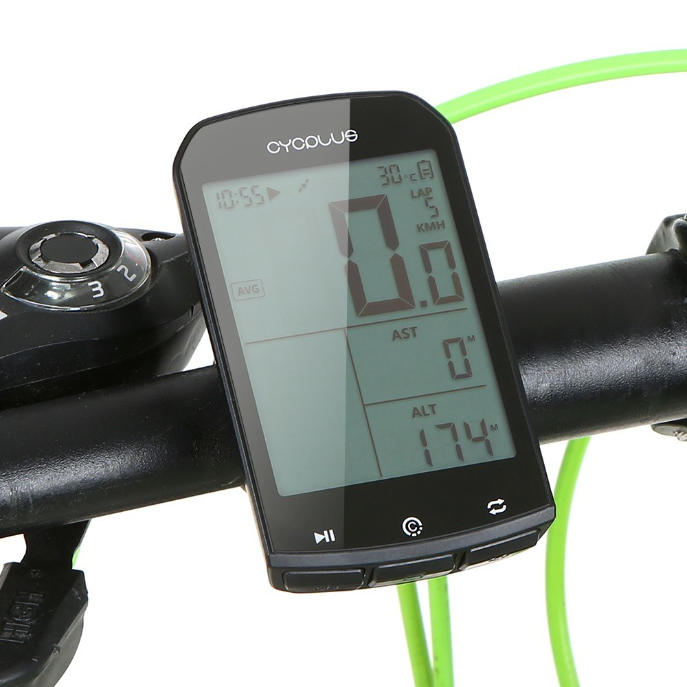 Smart GPS Cycling Computer