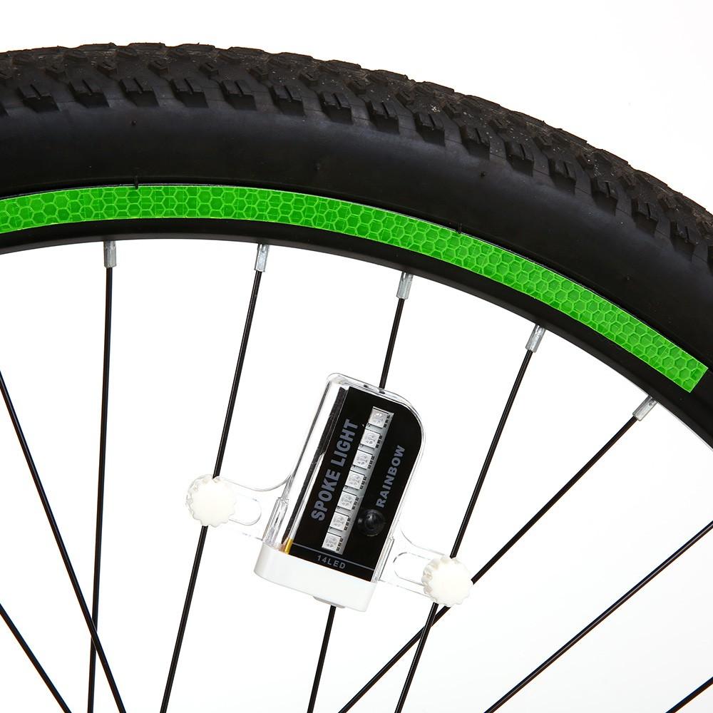 beste 14 led fahrrad speichen licht farb nderndes verkauf. Black Bedroom Furniture Sets. Home Design Ideas