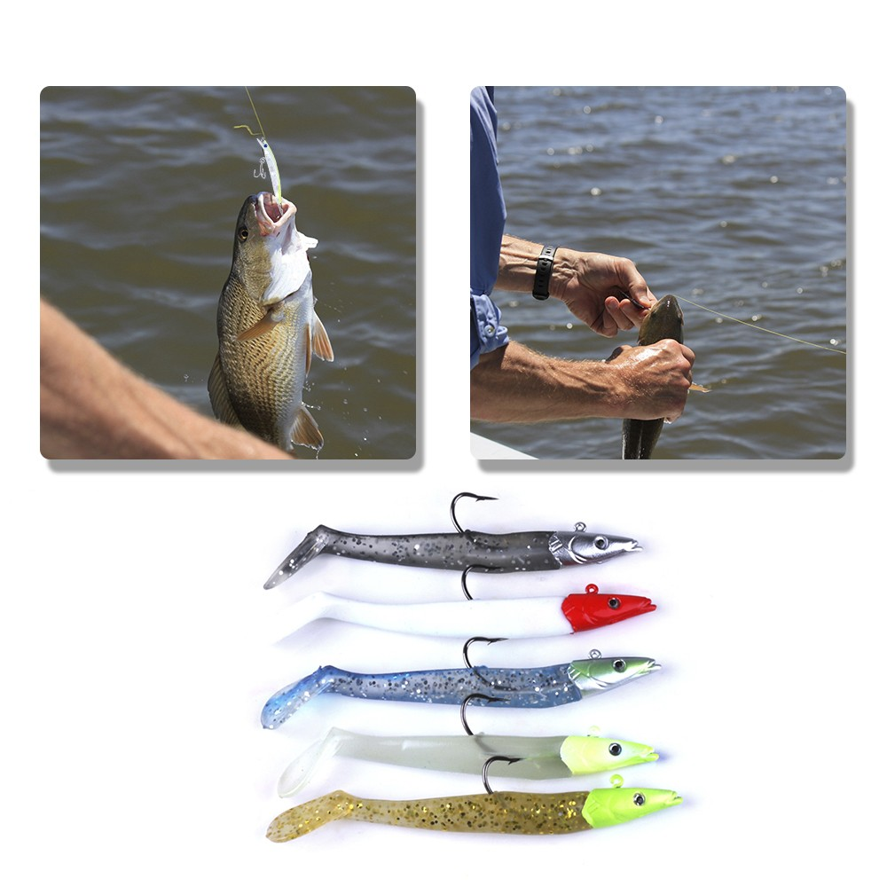 14cm 40g bionic squid baits artificial fishing lures for Fishing tackle online