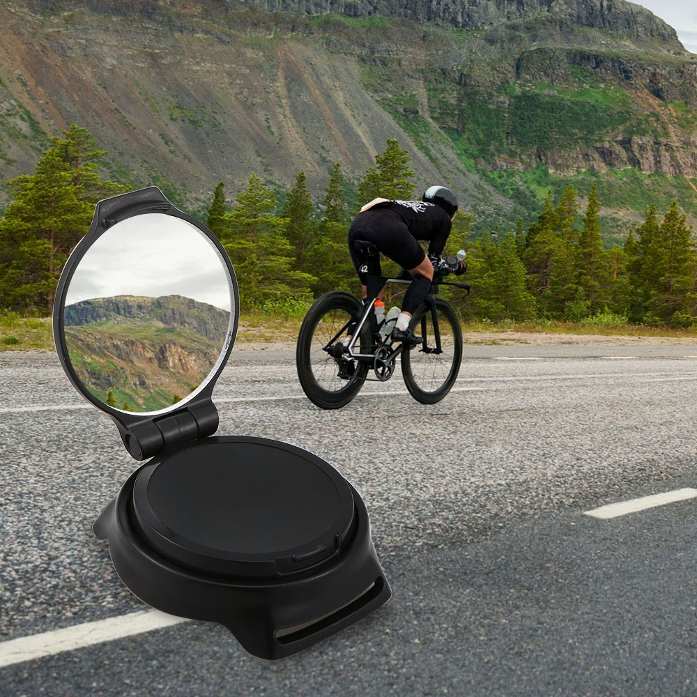 girevole a 360/° regalo gadget Specchietto retrovisore per bicicletta HD ciclismo per mountain bike Pologyase regolabile