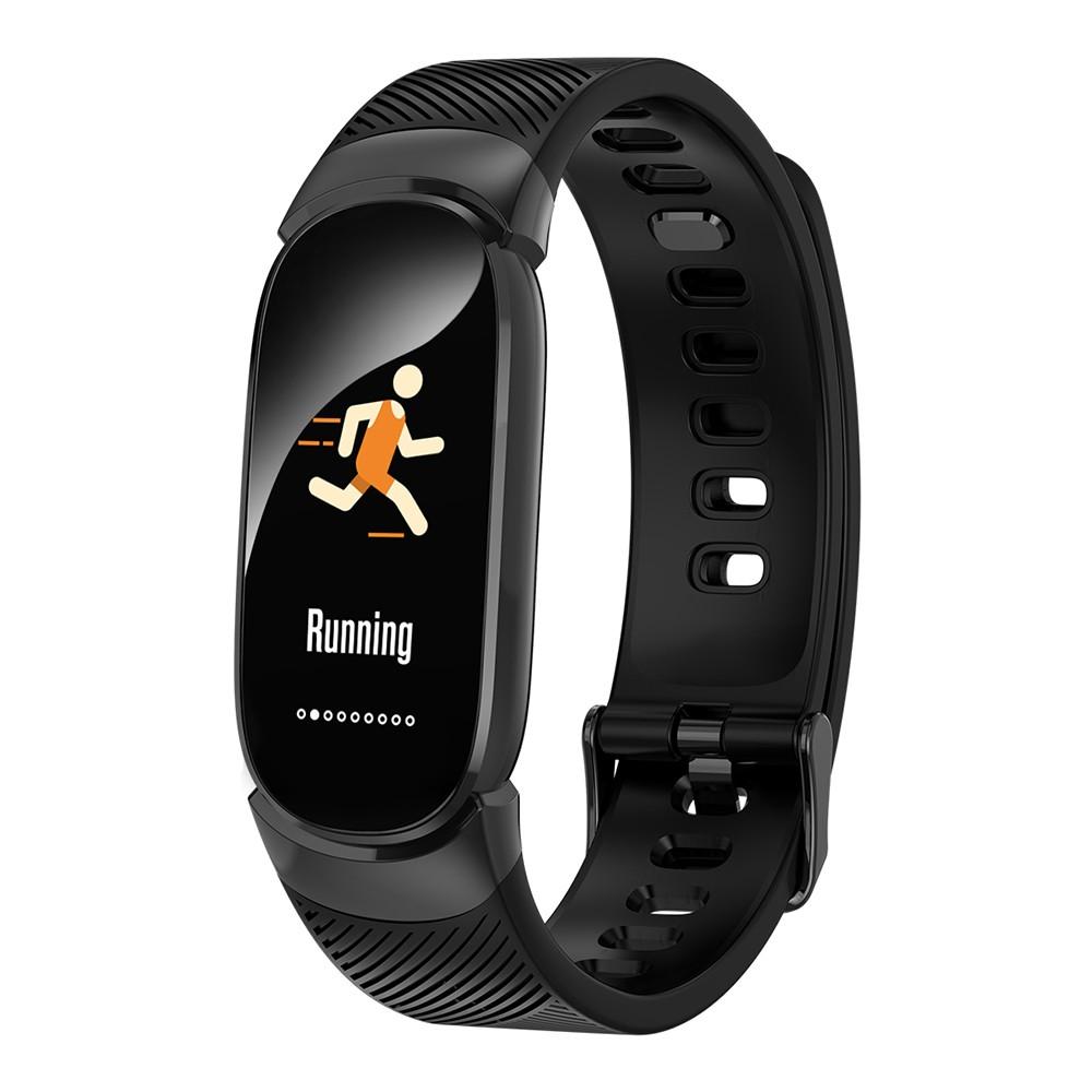 Lixada Armband Echt-zeit Herz Rate Monitor Fitness Sport Tracker Blutdruck Sauerstoff Monitor Armband Fitness & Bodybuilding