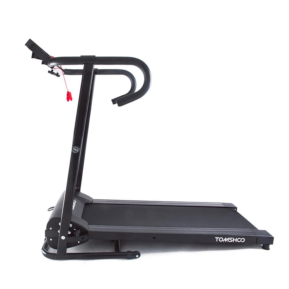 Tomshoo 500w Motorized Folding Electric Treadmill Us 179