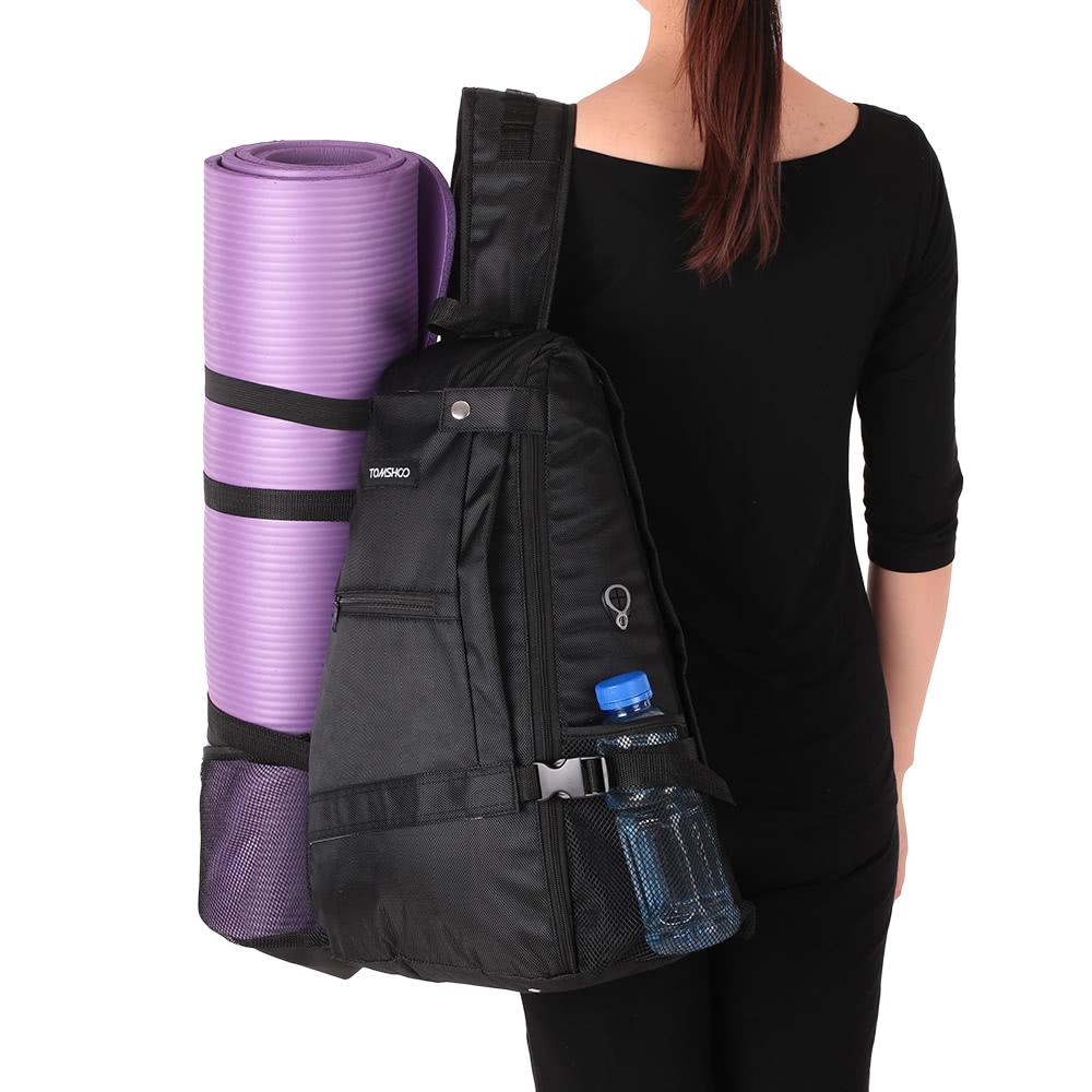 Tomshoo 30l Multi Purpose Yoga Sling Backpack Crossbody