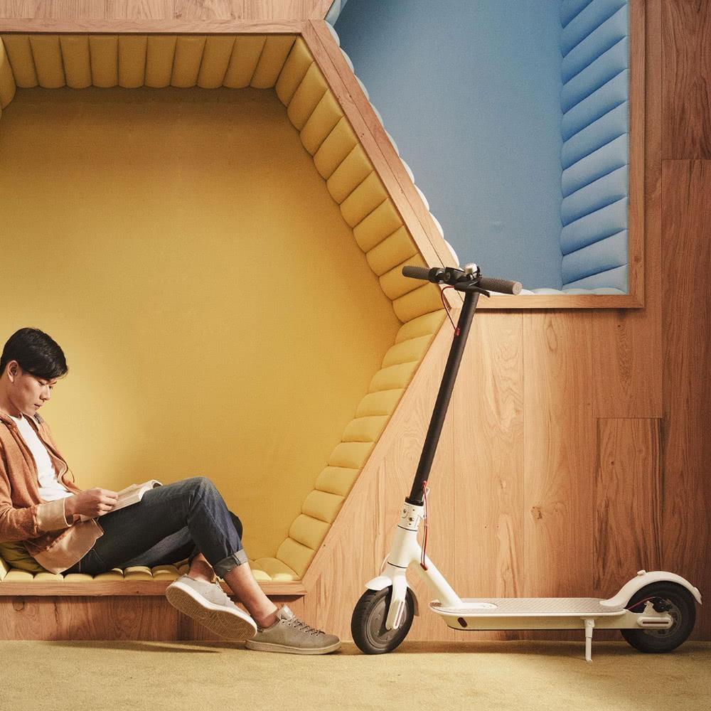xiaomi m365 falten zweier elektrischer roller schwarz. Black Bedroom Furniture Sets. Home Design Ideas