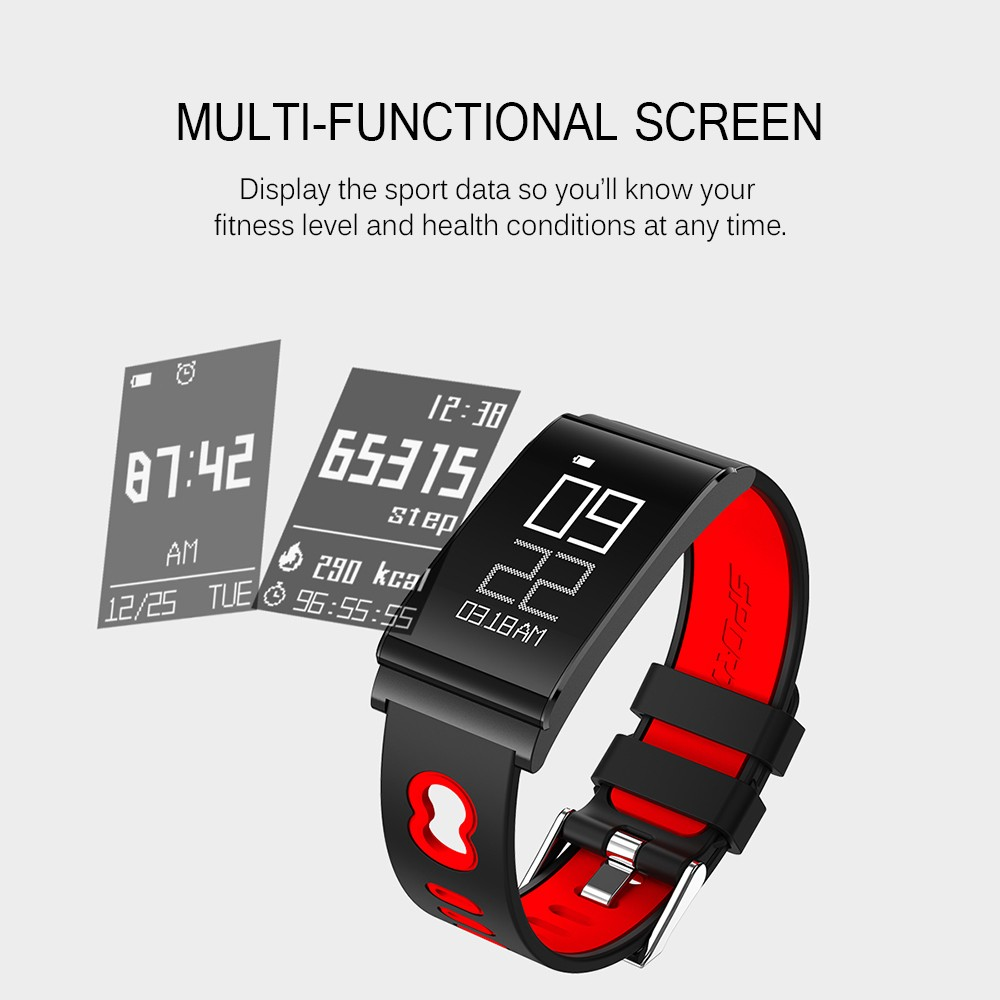 reminder item call ios bluetooth smartband waterproof white makibes smart bracelet fitness android for tracker sports